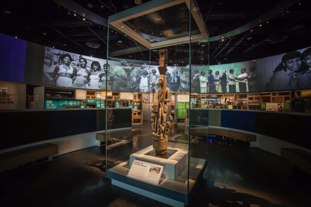 Preview of the national museum of african american history for Museum of work and culture