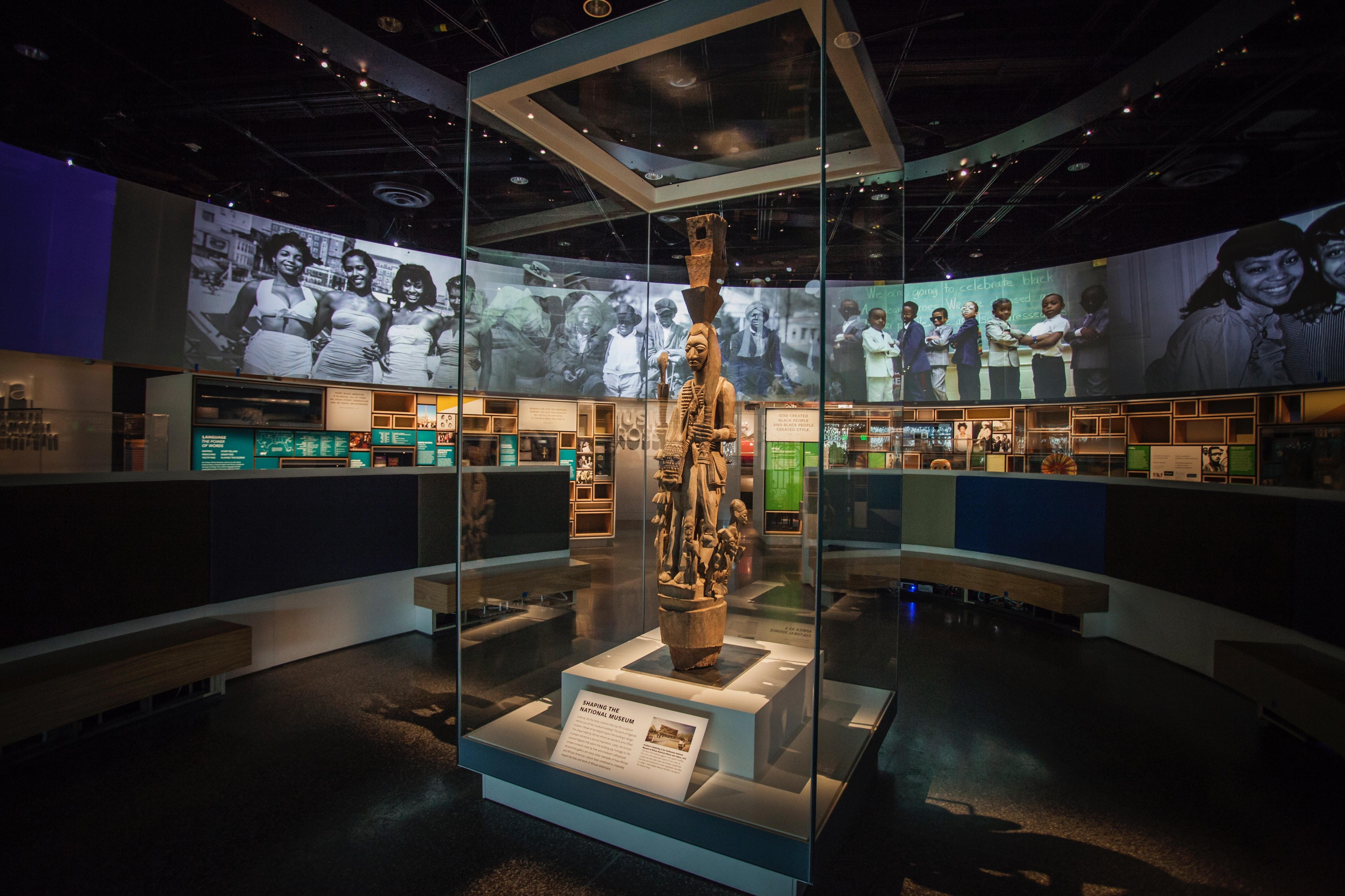 Preview Of The National Museum African American History And Culture With IGDC