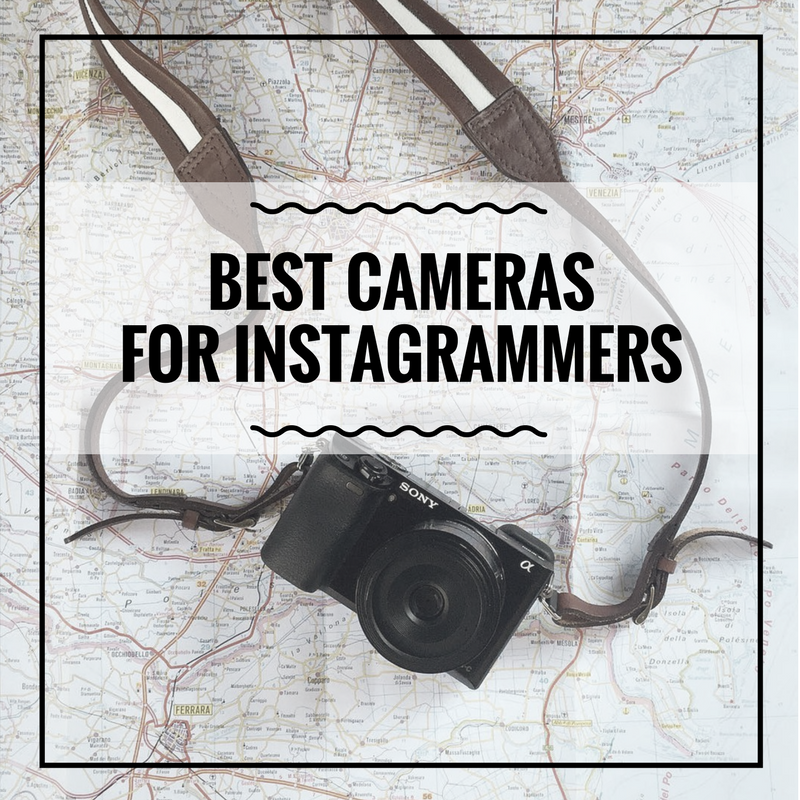 Best Entry-Level Cameras for Instagrammers [2018 Buyer\'s Guide]